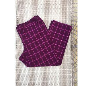Worthington Tapered Leg Dress Pants Size 18